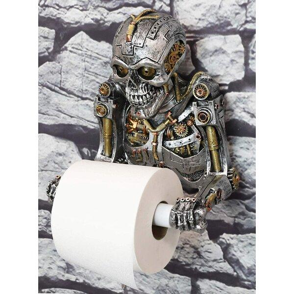 Canastota Wall Mount Toilet Paper Holder