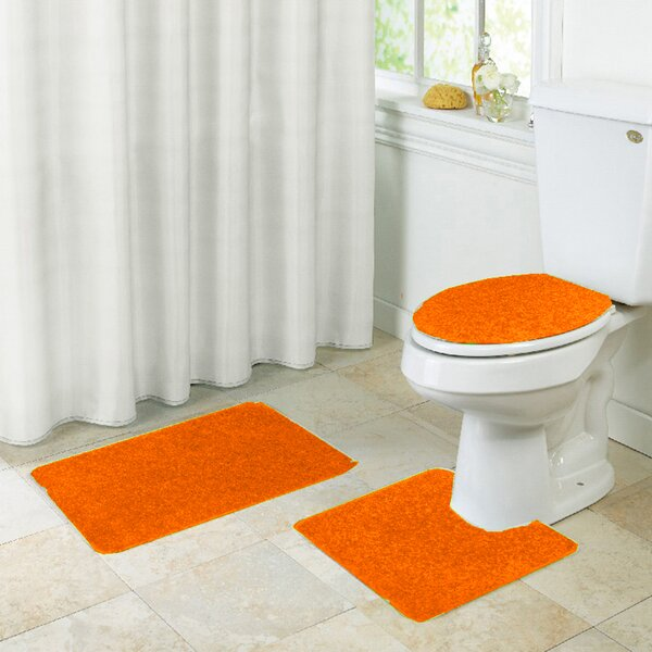 Layla Bath Rug Set by Kashi Home