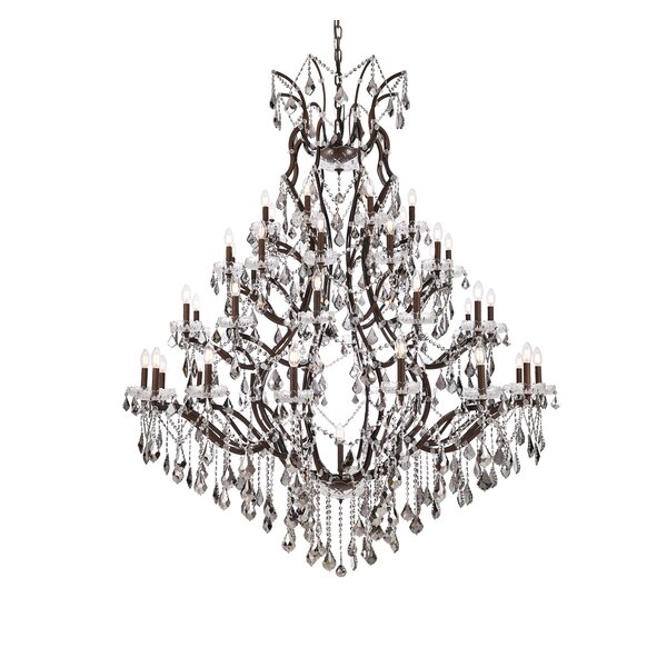 Newell 49 - Light Candle Style Empire Chandelier By House Of Hampton