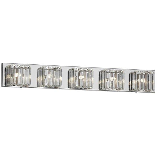 Cornimont 5-Light Vanity Light by Mercer41
