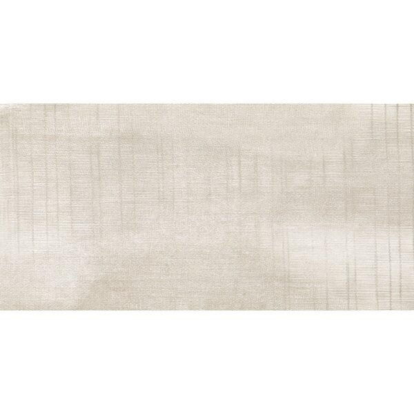 Organic Rectified 12 x 24 Porcelain Field Tile in Sand by Travis Tile Sales
