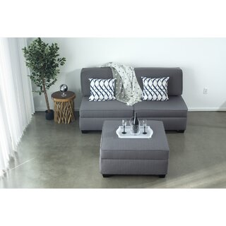 Anke Reversible Modular Sectional with Ottoman by Red Barrel Studio SKU:EE365920 Order