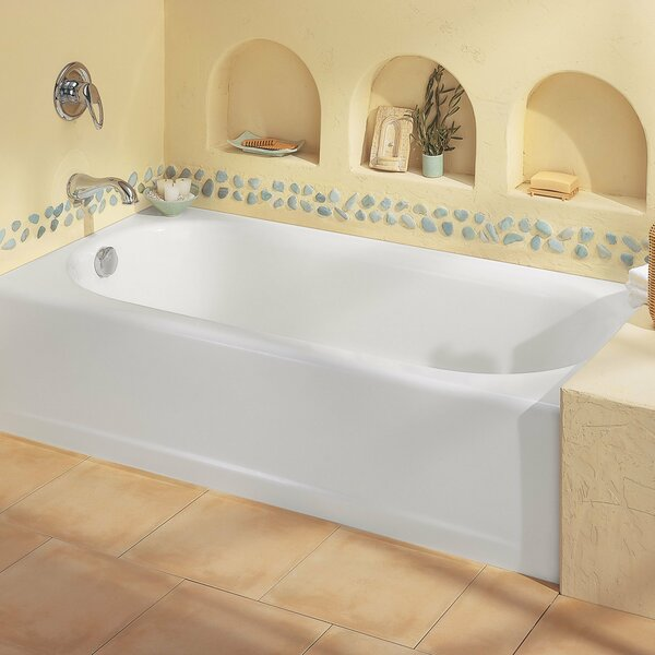 Princeton 60 x 30 Soaking Bathtub by American Stan