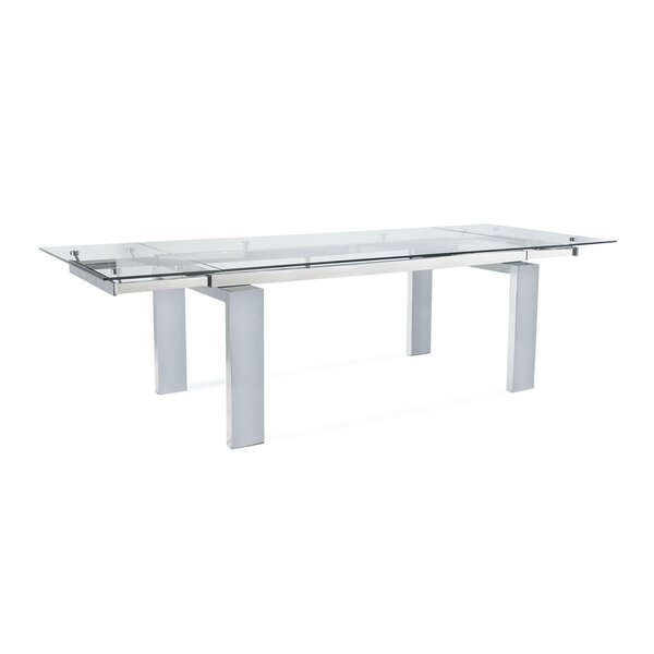 Looking for Sweetwater Extendable Dining Table By Orren Ellis Best