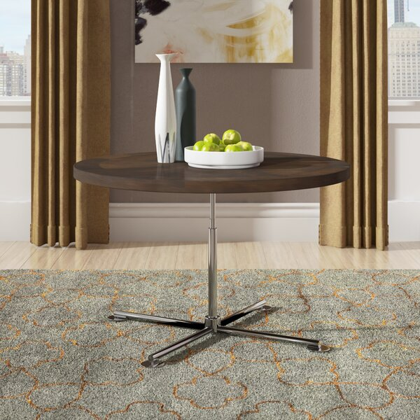 Lift Top Pedestal Coffee Table By Kingstown Home