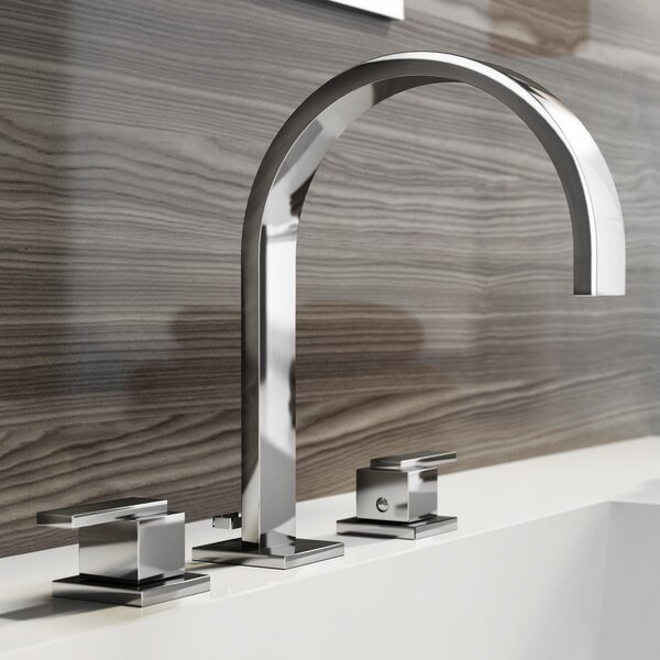 Mincio Widespread Bathroom Faucet by Jacuzzi®