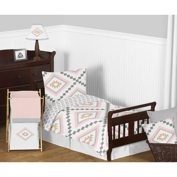 Aztec 5 Piece Toddler Bedding Set by Sweet Jojo Designs