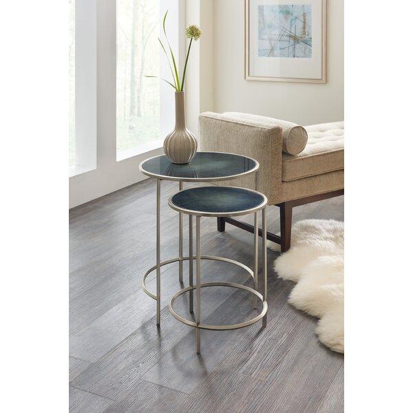 Giannino 2 Piece Nesting Tables By Brayden Studio