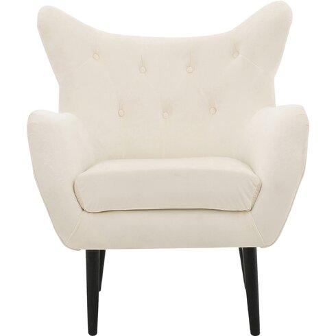 Willa Arlo Interiors Bouck Wingback Chair Wayfair