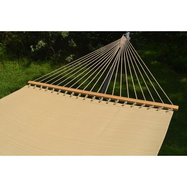 Sunbrella Quick Dry Double Tree Hammock by Twin Oaks Hammocks Twin Oaks Hammocks