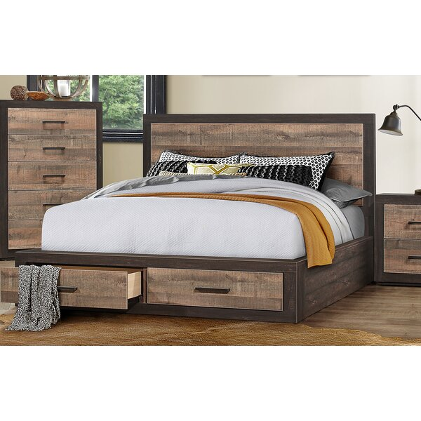Slade Queen Storage Platform Bed by Union Rustic