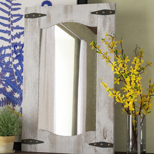 Rectangle Door Accent Mirror by Gracie Oaks