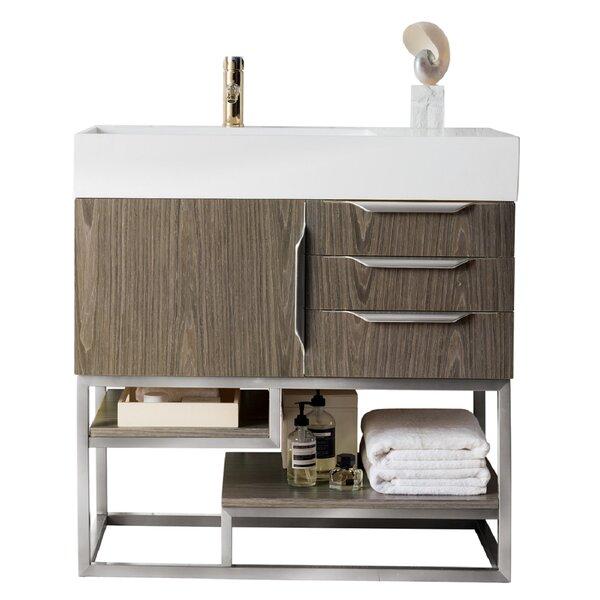 Winscombe 36 Single Bathroom Vanity Base Only