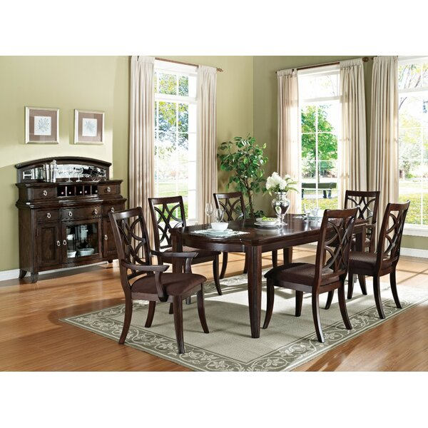 Risch Dining Table by Charlton Home