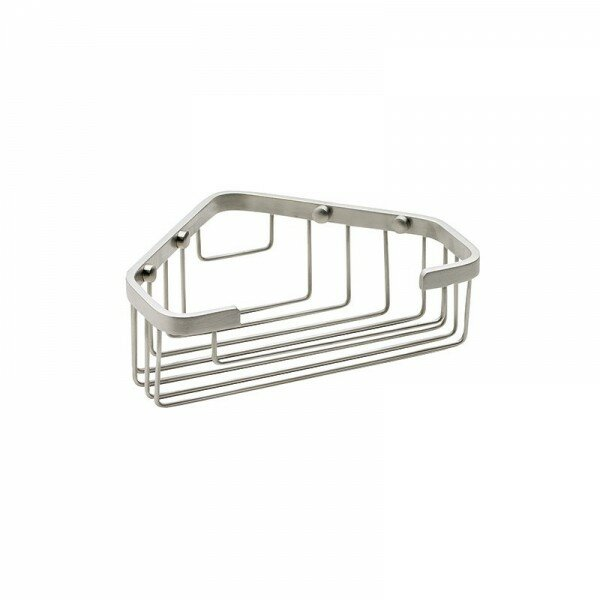 Deep Corner Shower Caddy by Rebrilliant