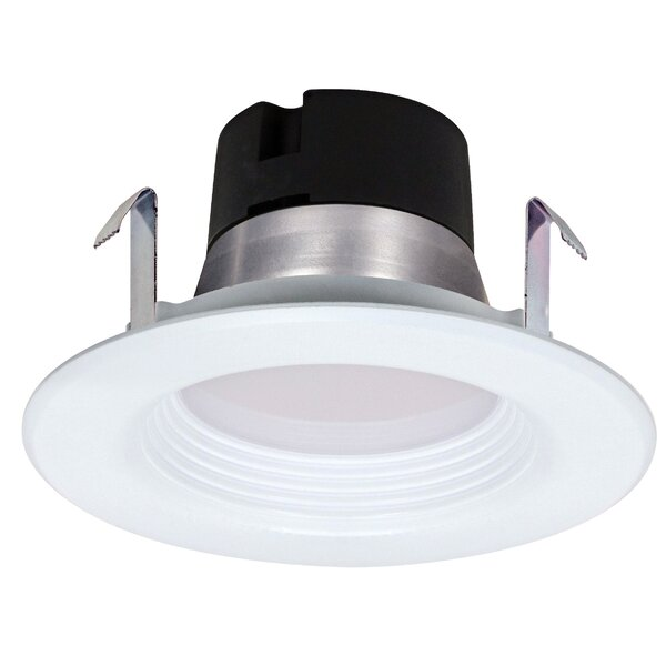 4 LED Retrofit Downlight by Satco
