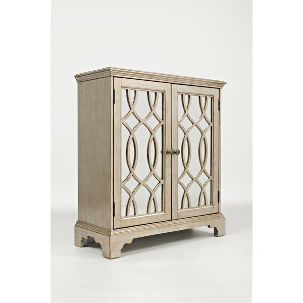 Ayanna 2 Door Accent Cabinet by Rosdorf Park