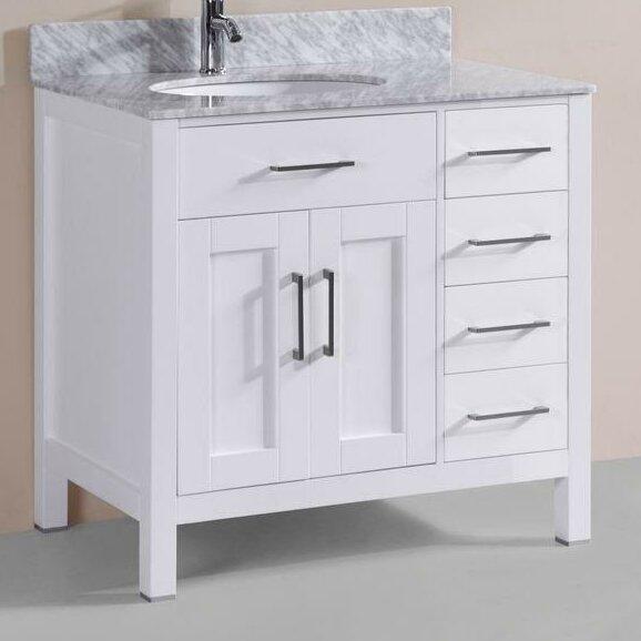 36 Single Bathroom Vanity Set by Belvedere Bath