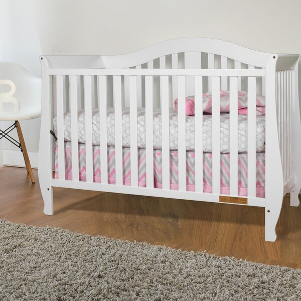 Dejah 4-in-1 Convertible Crib by Viv + Rae