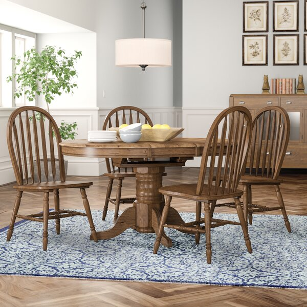 #1 Ross 5 Piece Dining Set By Birch Lane™ Heritage Read Reviews