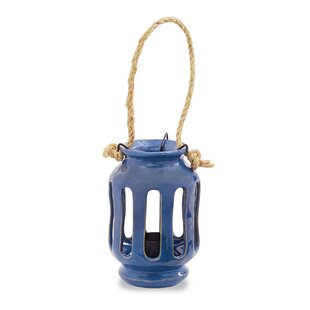 Look for Garden Ceramic Lantern By Mud Pie™