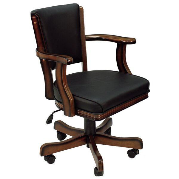 Maynes High-Back Bankers Chair by Darby Home Co