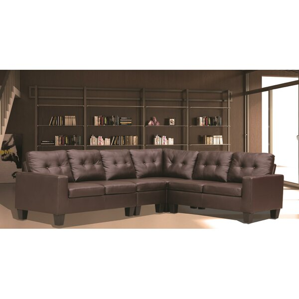 Elly Symmetrical Sectional By Latitude Run
