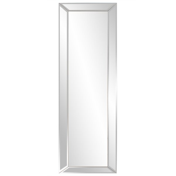 Wisner Outward Rectangular Accent Mirror by Greyleigh