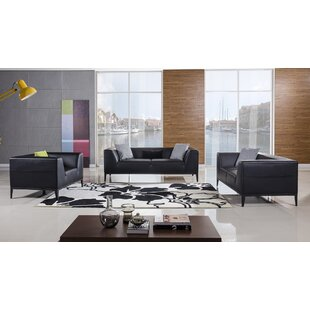 Hogarth Configurable Living Room Set by Orren Ellis