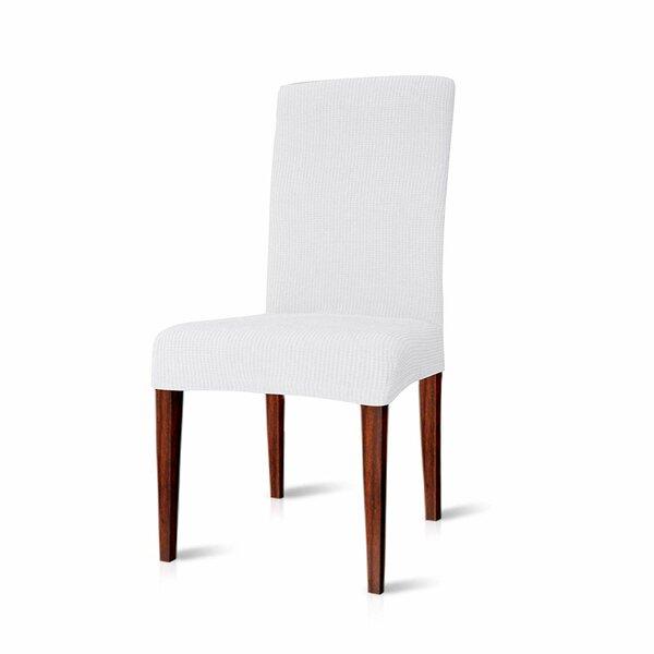 Aliku Box Cushion Dining Chair Slipcover (Set Of 2) By Red Barrel Studio®