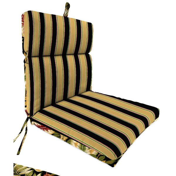 Universal Indoor/Outdoor Adirondack Chair Cushion by Jordan Manufacturing