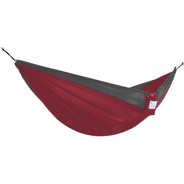 Jaden Parachute Nylon Single Camping Hammock by Freeport Park