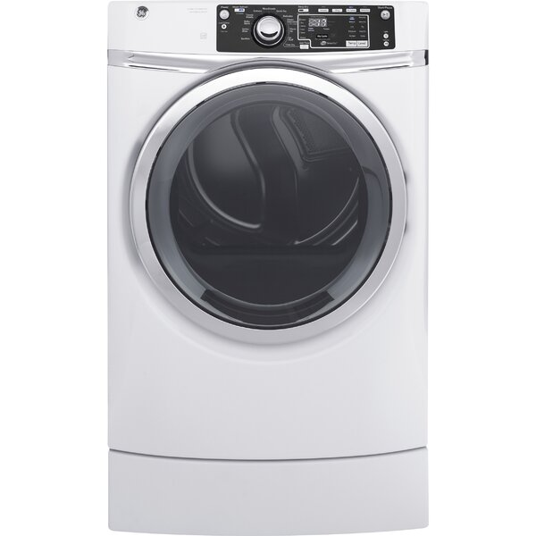8.3 cu. ft. High Efficiency Electric Dryer with St