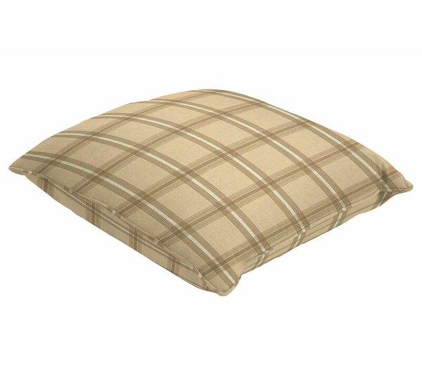 Sunbrella Single Piped Throw Pillow by Eddie Bauer