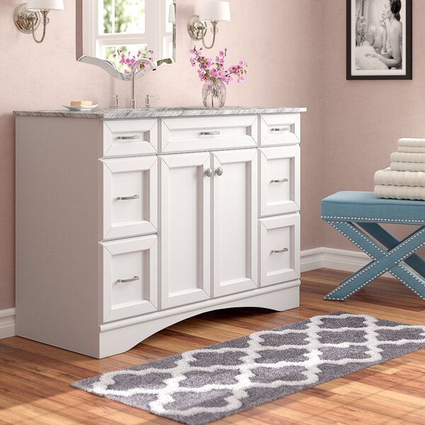 Madi 48 Single Vanity Set by Willa Arlo Interiors