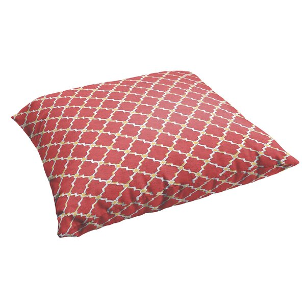 Lakeshore Corded Indoor/Outdoor Floor Pillow by Darby Home Co