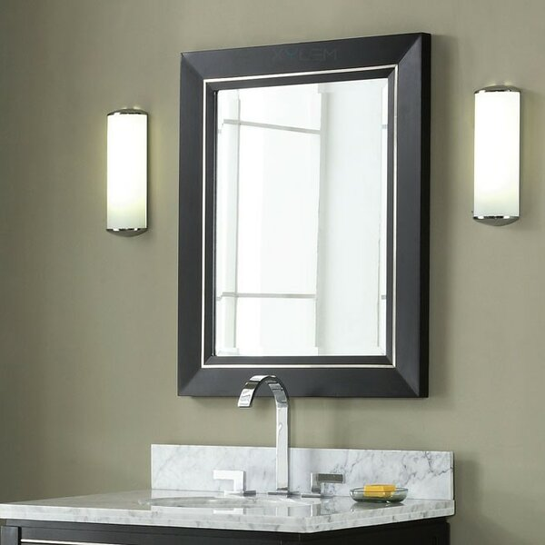 Hisle Accent Mirror by Bloomsbury Market