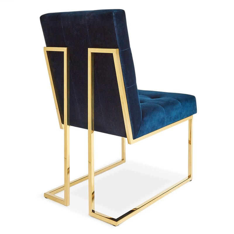 Goldfinger Dining Chair