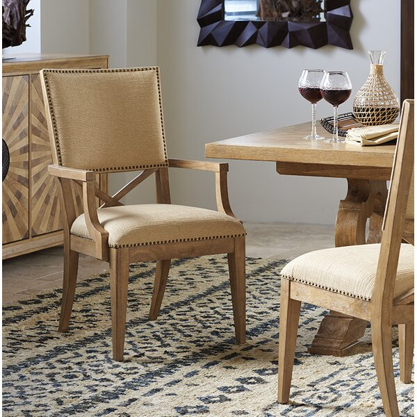 Los Altos Alderman Upholstered Dining Chair By Tommy Bahama Home