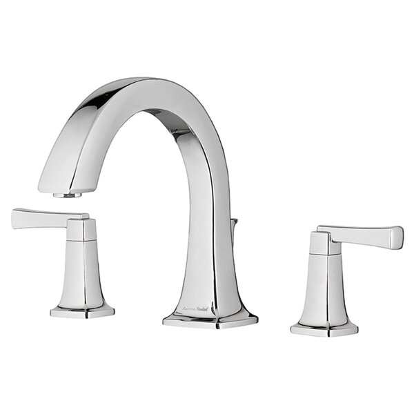 Townsend Double Handle Deck Mounted Roman Tub Faucet Trim by American Standard American Standard