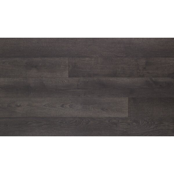 Elevae 6 x 54.34 x 12 mm Oak Laminate Flooring in Inked by Quick-Step