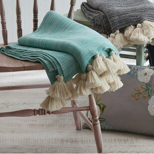 Duval Throw by Bungalow Rose