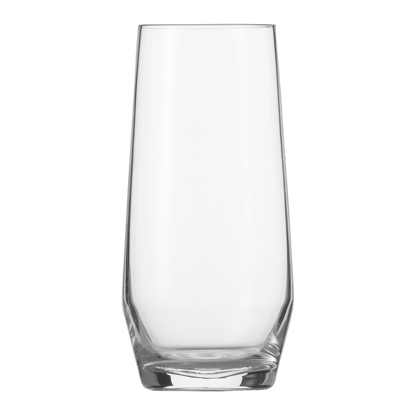 Pure 12 oz. Glass Highball Glass (Set of 6) by Schott Zwiesel