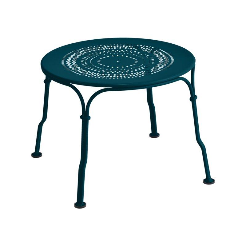 Fermob 1900 Low Steel Side Table Wayfair