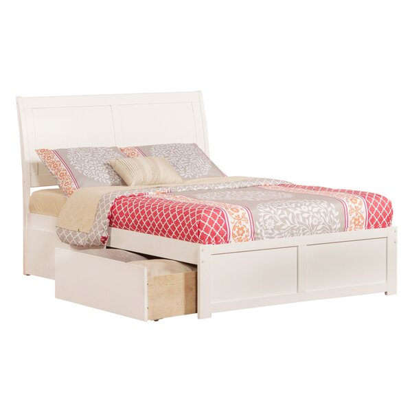 Deandre Platform Bed with Drawers by Viv + Rae