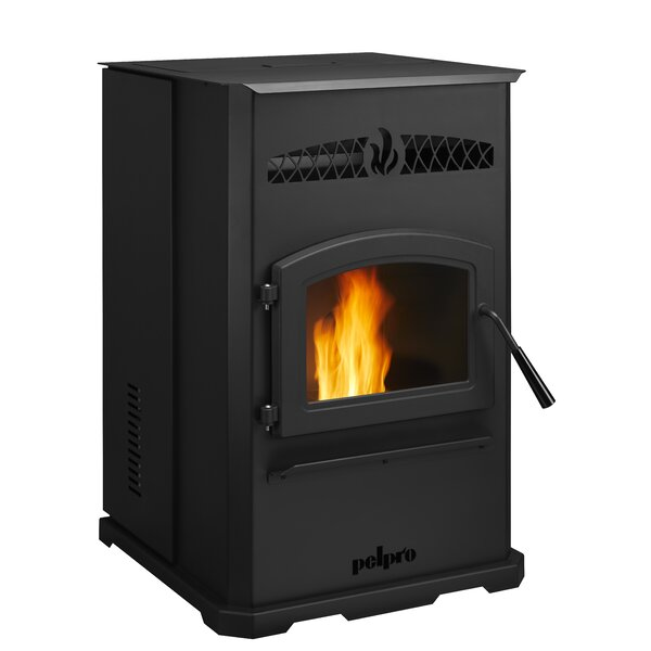2,000 Sq. Ft. Pellet Stove By PelPro