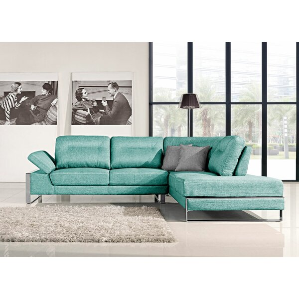 Rollison Sectional by Orren Ellis