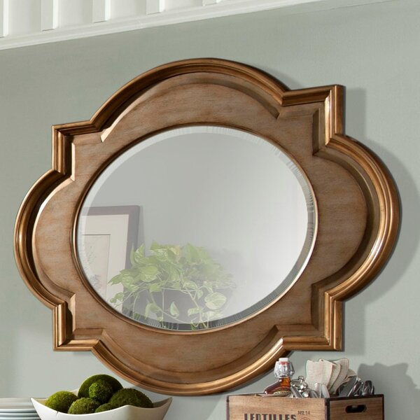 Bainbridge Wall Mirror by Astoria Grand