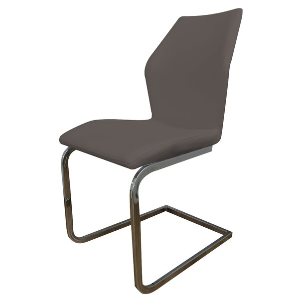 Saterfiel Upholstered Dining Chair (Set of 4) by Orren Ellis