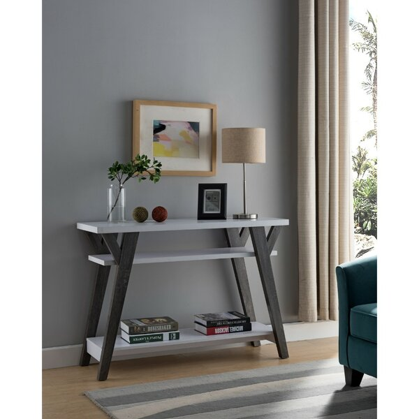 Bainville Wooden Console Table By Wrought Studio